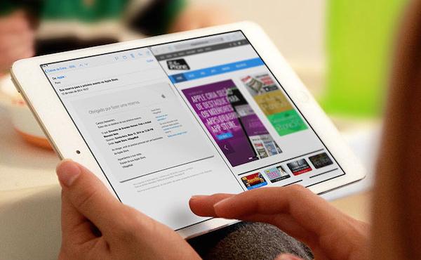 iOS 8 隱藏重大新功能: Apps 並排同時用, 多種畫面分割模式可選
