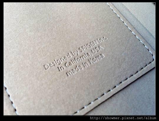 SGP FOLIO 給 Note II 使用的保護殼簡單開箱
