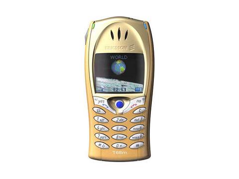 那一年我用過的手機(2)彩色、彩色手機跟著當時根本用不起的 GPRS 來啦!