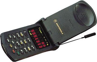 那一年我用過的手機(1)從黑金剛到貪食蛇