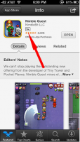 App Store 加入家長指引
