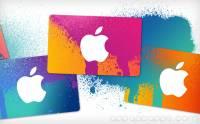 免費金錢: App Store iTunes 禮品卡只限今天減價發售