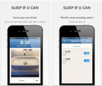 完成特定任務才停止響鬧的鬧鐘 App