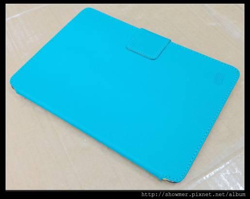 Intuitive Cube Z-CASE Leather 有趣便利的 iPad mini 保護套