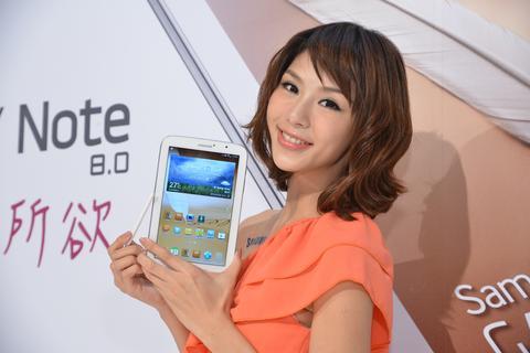 帶 S Pen 的三星 Galaxy Note 8.0 在台推出, 3G 版本 15,900 元