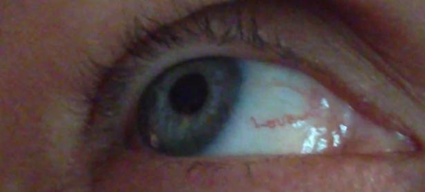 原來這就叫做「眼中有愛、世界大同」