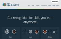 開放徽章 Open Badges 1.0 正式推出,線上認證開跑!