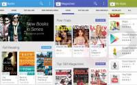 Google Play將更新至4.0版本: 全新介面設計 更簡約美觀