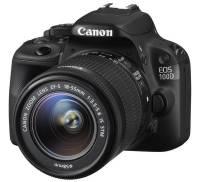 Canon發表100D與700D,其中100D號稱最小的數位單眼