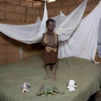 來自全世界兒童的「我的玩具」攝影集