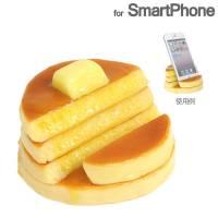 食物也是周邊產品設計的重要元素之一,這些手機立架「看」來頗好吃