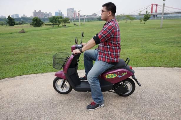 中華汽車e-moving bobe 試乘心得