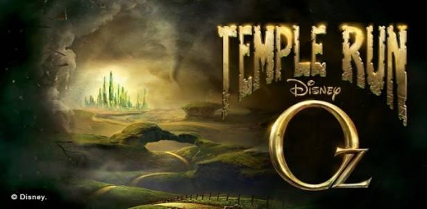 Temple Run: Oz 奧茲大帝,乘著熱氣球帶你進入充滿魔法的奧茲王國!