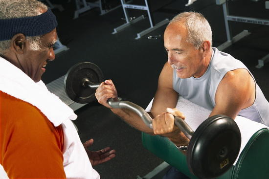 長命百歲的秘訣:重量訓練!