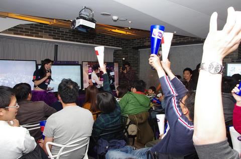 BenQ x 癮科技 WBC 直播派對心得分享