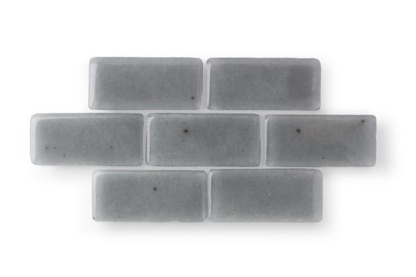 廢棄舊電腦螢幕回收重製成清水模風格磁磚