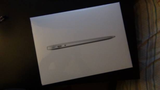 MacBook Air 2014 半專業開箱 (圖多)