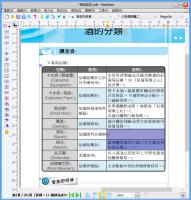 【分享】循環欄 列的表格樣板應用,免費專業排版軟體