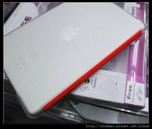 簡單直接的保護殼 Intuitive Cube Z-case for iPad mini matte