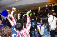 【圖集】BenQ 攜手癮科技與熱情的球迷欣賞中華健兒挺進東京
